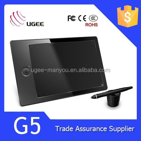Ugee G5 8GB memory graphic tablet for web design