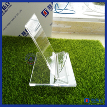 Wholesale Alibaba China table top acrylic mobile phone display stand supplier
