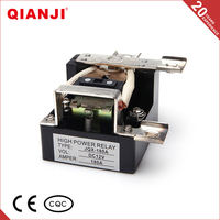 QIANJI Good Price Best Quality JQX-180A Din Rail Mounted Electrical Power Relay