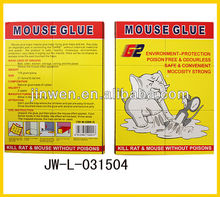 Household High Power Insecticide mouse glue traps for Pest Control