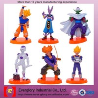 promotional customized dragon ball Z action figure toys for new products 2015