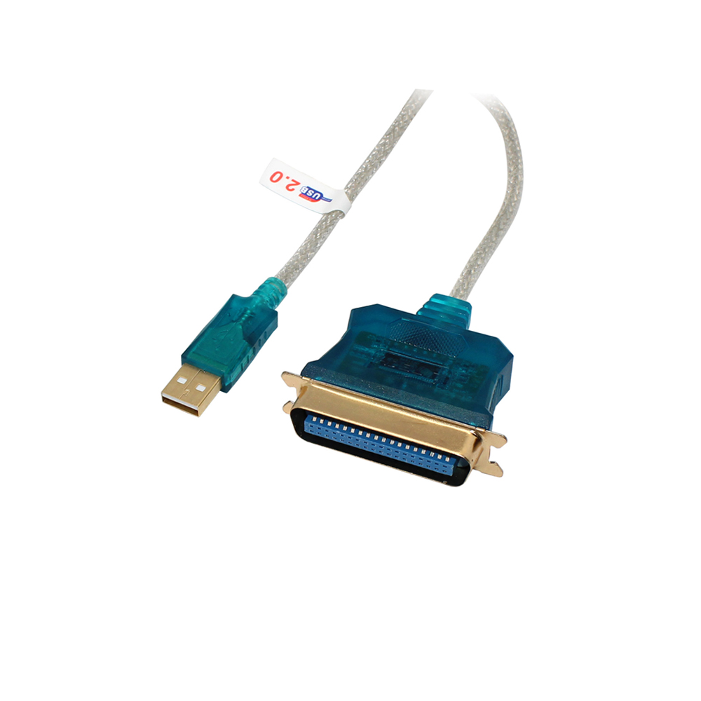 USB to Parallel Adapter IEEE 1284,USB to IEEE1284 printer cable