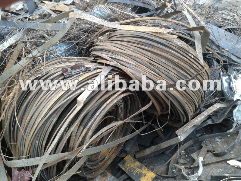 CR Sheet Cuttings and Coils - Galvanised Iron, Low Manganese steel, HMS1, Mild Steel