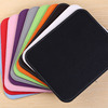 Full Color Pu Leather Mouse Pad