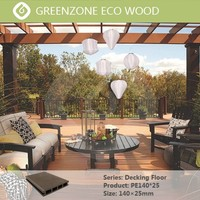 Greenzone Wood Engineered Type and Laminate Flooring Technics fireproof Wood Plastic Composite Decking