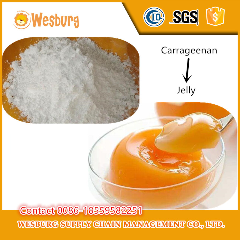 100% Pure Refined halal beef gelatin carrageenan powder for food industry