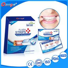 Onuge Teeth Whitening Strips- 30 min express, onuge tooth bleaching strips
