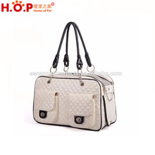 New Arrival Soft Side Large Cat Comfort Airline Approved Pet PVC Pet Bag