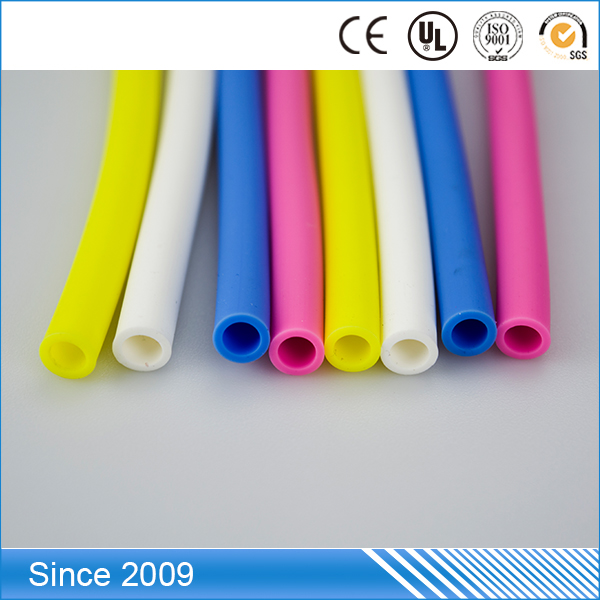 wholesale non-toxic eco-friendly uv resistant flexible frosted pvc pipe