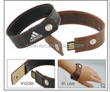 Best design colorful factory direct selling engraving logo wood usb flash drive Brand Custom Leather Can be printed logo