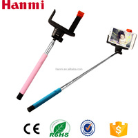 SELFIE STICK MONOPOD BLUETOOTH CAMERA SHUTTER REMOTE FOR MOBILE iPHONE SAMSUNG