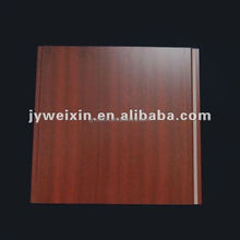 Lamination pvc panel for interior ceiling and wall decoration wood like
