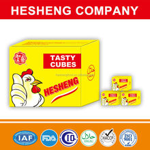 Nasi pure healthy doli cube de bouillon with high quality