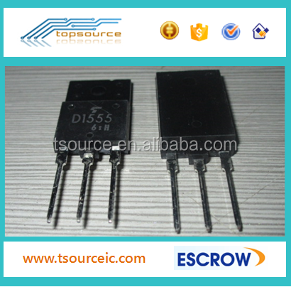 D1555 New original Transistor TO-3P