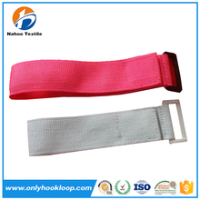 Book Belt Strap USA UK hot sale Nylon woven elastic hook and loop Book Strap