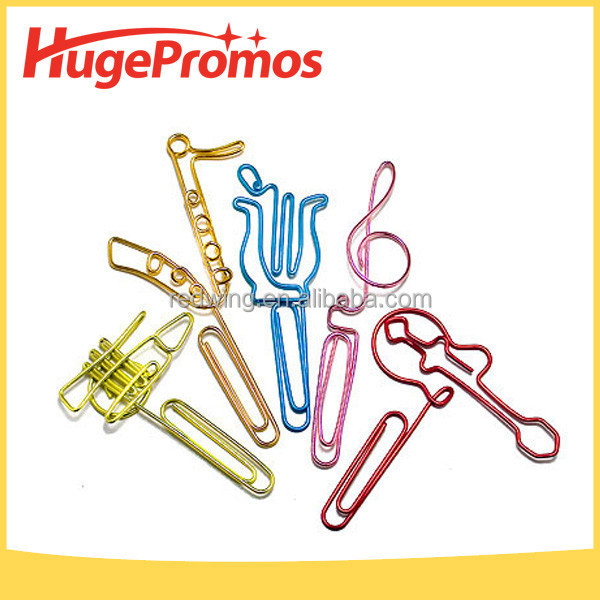 customized paper clips