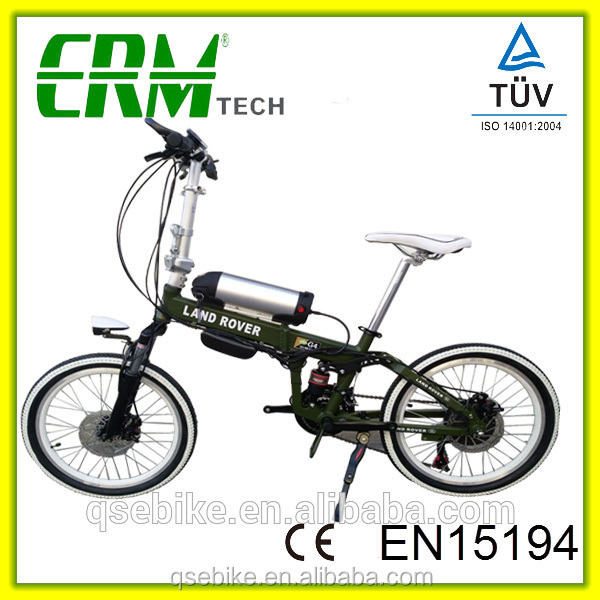 250W Motor Electric Bicycle, Cheap Folding Bicycle, Folding Ebike <strong>20</strong>