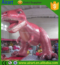 25ft giant inflatable dragon,custom inflatable cartoon,giant inflatable ground dinosaur balloon