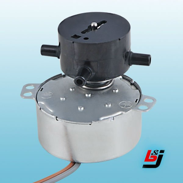 Mini Air Pump Motor Gear motor with low speed
