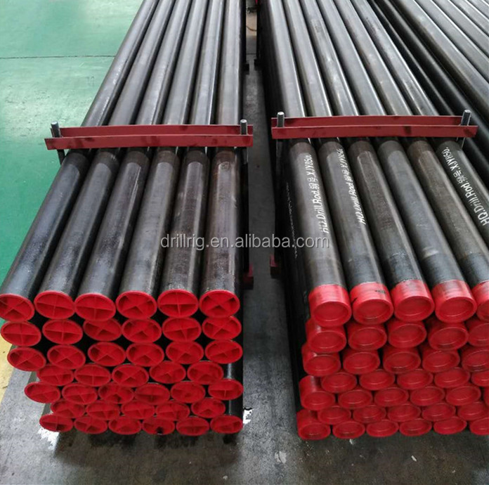 NQ drill rod wireline diamond core drilling pipe DCDMA standard