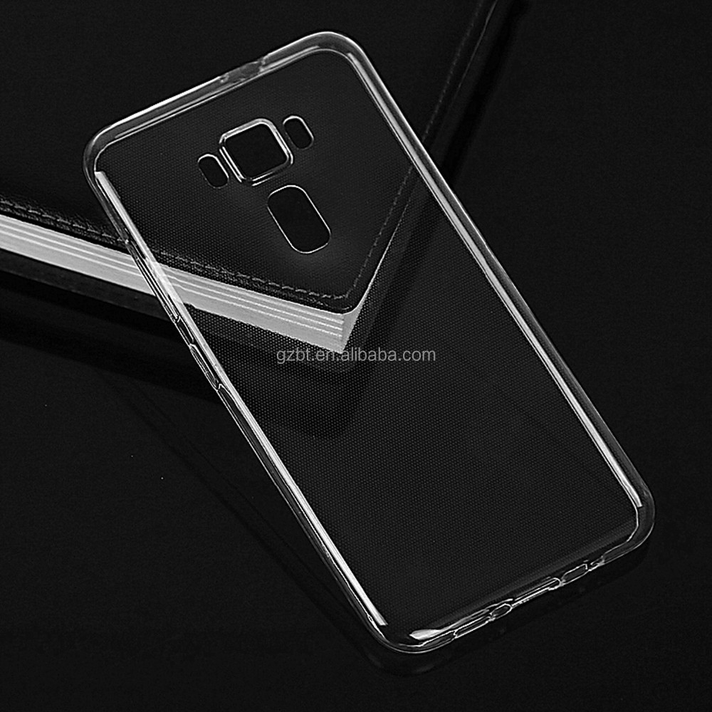 For ASUS Zenfone 3 ZE520KL trending model ultra thin TPU clear handphone protect case