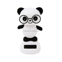 Custom panda Vinyl Figure Bobble Head,customized panda fgure vinyl figure bobble head