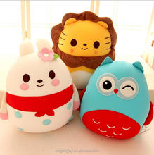 OEM made in China Customized Plush Toy free soft toy knitting patterns