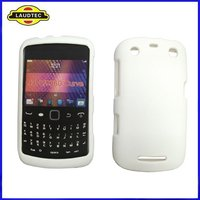 Double Pieces Hybrid Hard Case,Hybrid Rubber Case,Back Cover for Balckberry Curve 9360 Apollo