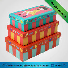 Luxury fashion beautiful cute design paper gift box/2014 newly high quality paper gift design