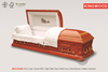 RED CEDAR funeral coffin casket cat shaped urns