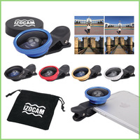 Custom Plastic Wide Angle Mobile Camera Lens