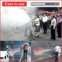 Hot selling new mini water mist 3 5hp fire fighting truck for sale