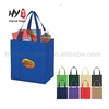 New design most popular reusable cheap non woven tote bag