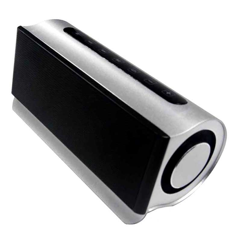 Hands free call round bluetooth speaker