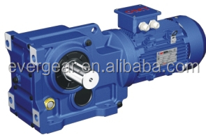 helical bevel gear box,new agricultural machine, electric motor with gearbox