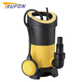 Dirty Plastic Submersible Water Garden Pump Sprayer
