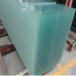 4mm ultra clear tempered glass