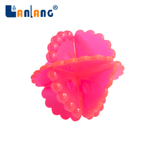 China exporter laundry washing machine plastic dryer ball