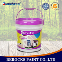Manufacturer/Water based yellow resistance exterior emulsion paint