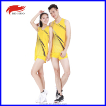 Wholesale cheap factory custom suits polyester track sports suit athletic training suit