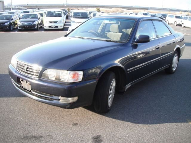 1998 TOYOTA Chaser GX100-0077283 USED CAR FOB US$3250