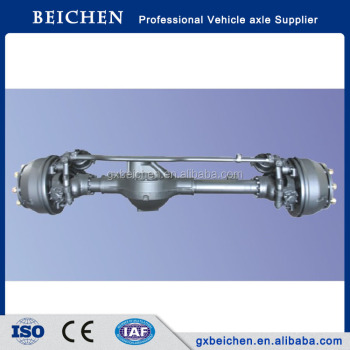 Car steering axle 2.7t / Dongfeng vehicle axle 23BD-00005