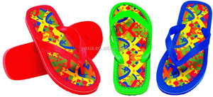 Popular outdoor realx flip flops slippers African