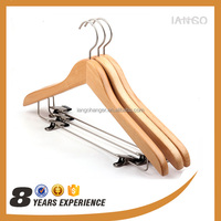 High-end Wooden Suits/Pants/Skirts Hanger