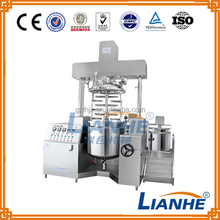 Hot Sale Equipment Used for Emulsion Lotion Mixer Cosmetic Machine