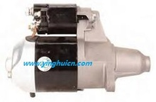 high quality rebuilt auto spare part 3110079610 Suzuki starter motor for super Carry engine parts
