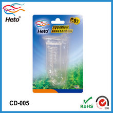 Aquarium co2 diffuser glass co2 diffuser