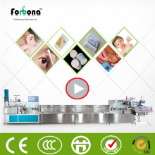 Hot sale Forbona cotton buds making machine