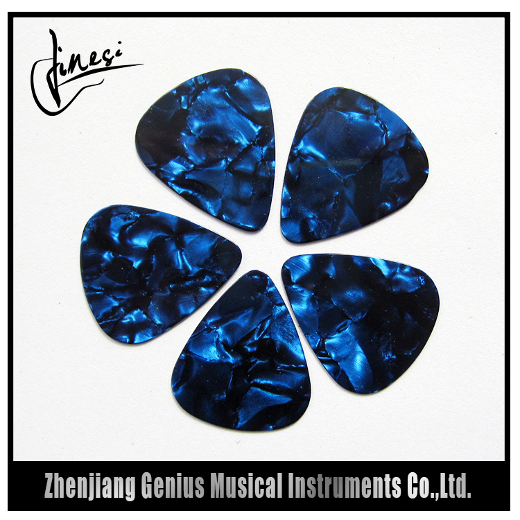 Professional Stable Performance Wholesale Tortoise Shell Celluloid Guitar Plectrum