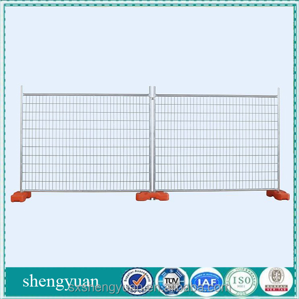 Hot sale cheap temporary dog fence panels